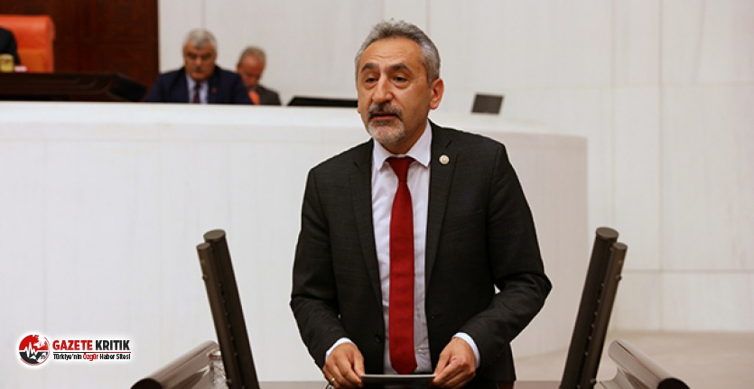 CHP'li Adıgüzel: ''Para kaybı mı insan kaybı mı?''