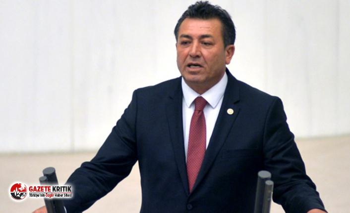 CHP'li Alban: 1 Milyonluk Şehirde Sadece 122 Test Yapıldı