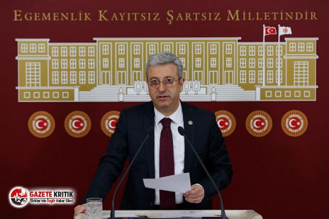 CHP'li Antmen: 'Memur ve işçiden zorla...