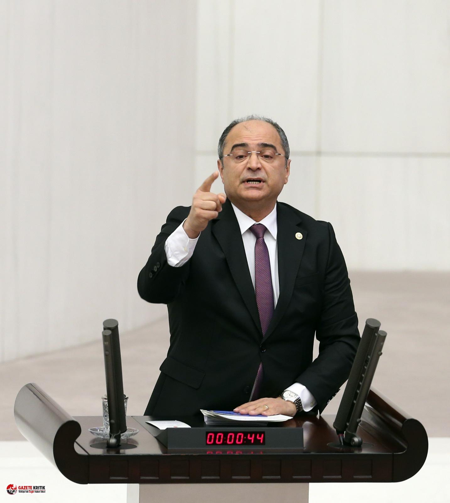 """CHP'li Aydoğan: """"Mitinglerde çay dağıtıp maskeyi parayla satamazsınız"""""""