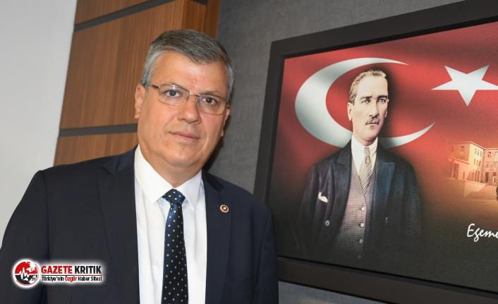 CHP'li Barut:Sağlık işçileri toplu sözleşme ve eşit ek ödeme istiyor