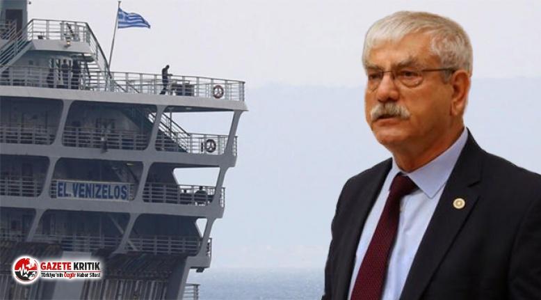 CHP'li Beko: Yunanistan'ın Pire Limanında...