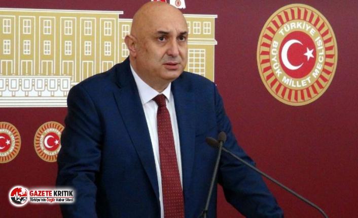 CHP'li Özkoç: ''Sakarya'da Derhal Sokağa Çıkma Yasağı İlan Edilmeli''