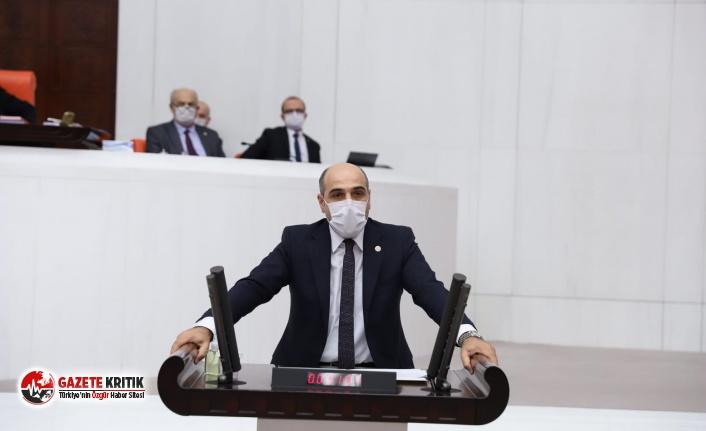 CHP'li Şahin:AKP, Salgını Fırsata Çevirerek...
