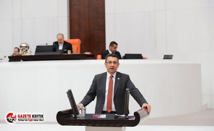 CHP'li Ünver: Avukatlar Mesleki Anlamda Ciddi Sıkıntılarla Karşı Karşıya