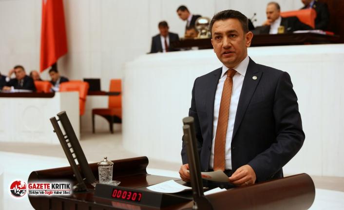 CHP'li Ünver: 'İşçi ve Emekçiler, Saray...