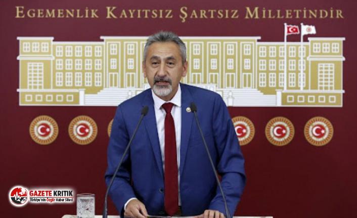 CHP'li Mustafa Adıgüzel: Ben soruyorum yanıtlamıyor, lütfen Bakan'a siz sorun