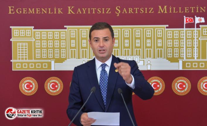 CHP'li Ahmet Akın: Elektrik ve Doğalgaz vatandaşa...