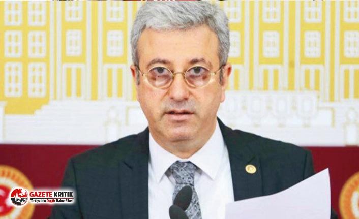CHP'li Antmen: AKP'nin iktidar olduğu 6360 gün...