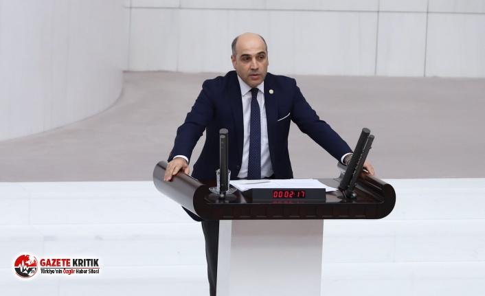CHP'li Şahin: ''18 Yılda 5 Tane Müteahhitte...