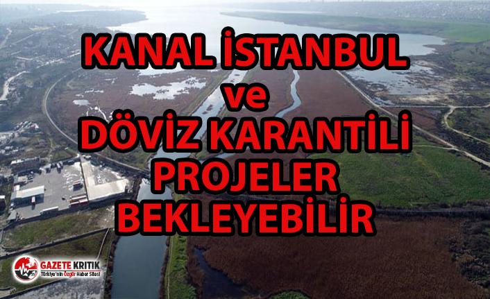 """Ekonomist Murat Sağman:""""Kanal İstanbul, döviz garantili projeler bekleyebilir"""""""