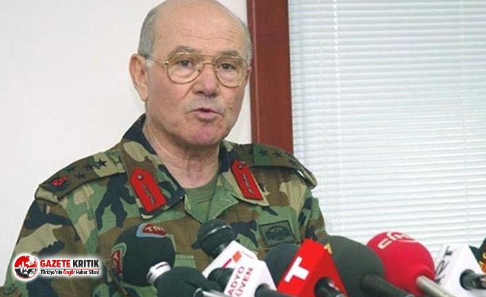 Eski Kara Kuvvetleri Komutanı 'ın eşi corona virüsünden hayatını kaybetti