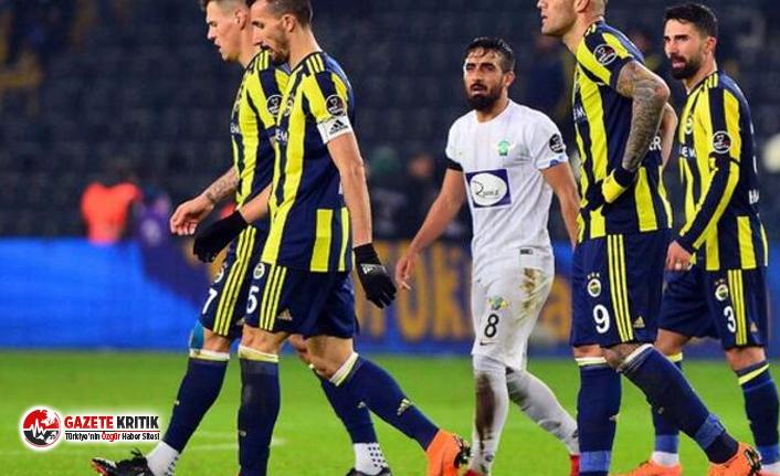 Fenerbahçeli futbolcular idmanlara evde devam ediyor