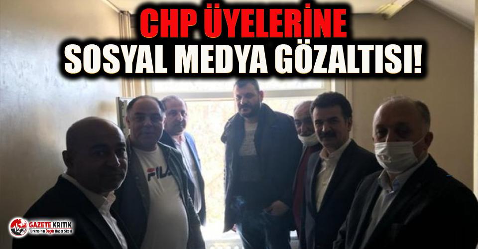 Gaziantep'te CHP üyelerine sosyal medya gözaltısı