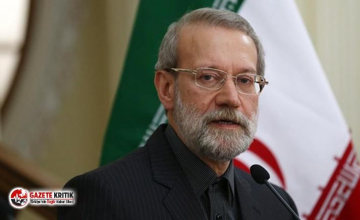 İran Meclis Başkanı Korona'ya yakalandı
