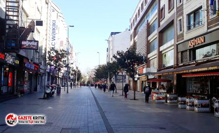 İstanbul'da bir meydan ile bir cadde koronavirüs nedeniyle kapatıldı!