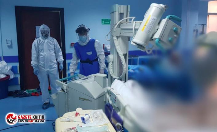İşte Cerrahpaşa'daki koronavirüs mücadelesinin...