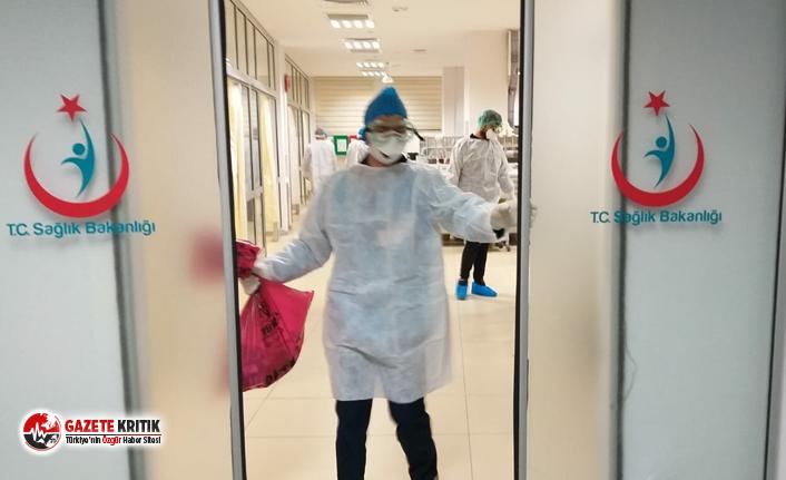 'İstifa etmek yasak ama bakanlığın hastanesinden kovulmak serbest'