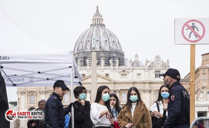 İtalya'da koronavirüs vakalarındaki düşüş...
