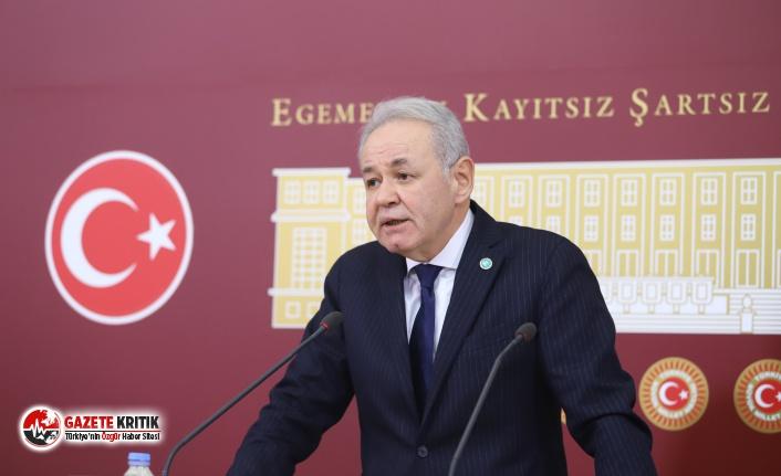 İYİ Partili Sezgin'den, ücretsiz sabit ve mobil internet çağrısı