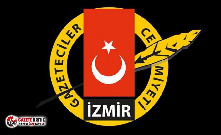 İzmir Gazeteciler Cemiyeti: Gazeteciler de infaz...