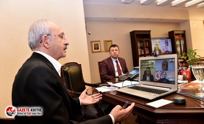 Kılıçdaroğlu: Salgın Süresince Kimsenin İşine Son Verilmemeli