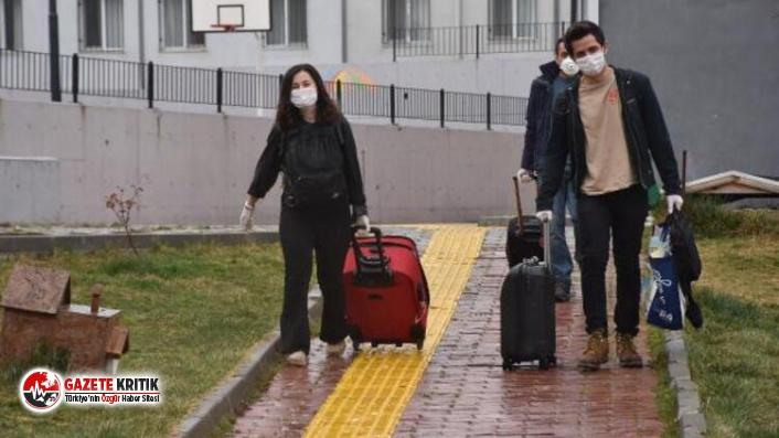 Kırklareli'de karantina süresi dolan 250 kişi...