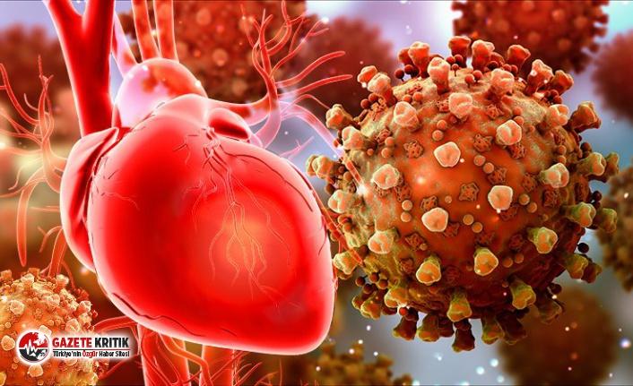 Koronavirüs kalpte tahribat bırakıyor!