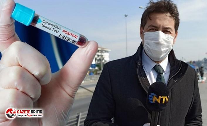 Koronavirüse yakalanan muhabiryaşadıklarını...