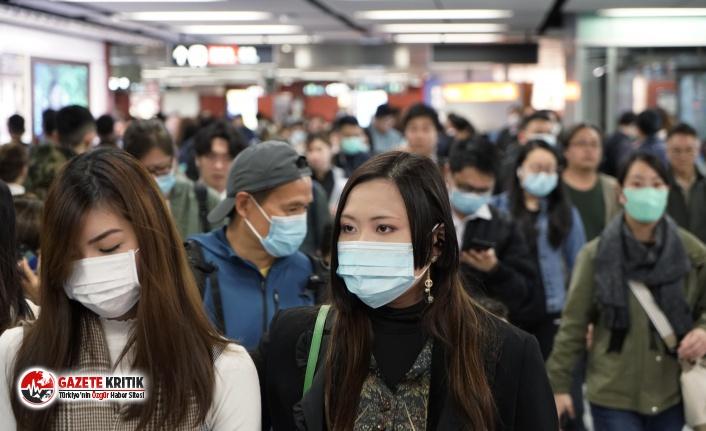 Koronavirüste Çin'de rekor artış