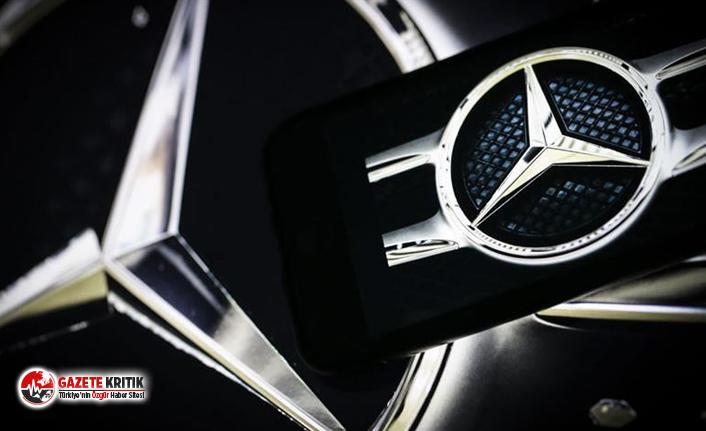 Mercedes, solunum cihazının tasarımlarını ücretsiz olarak dağıtacak