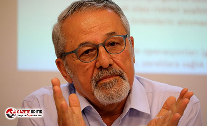 Prof. Dr. Naci Görür: 'Bingöl'de yaşanan deprem endişe verici'