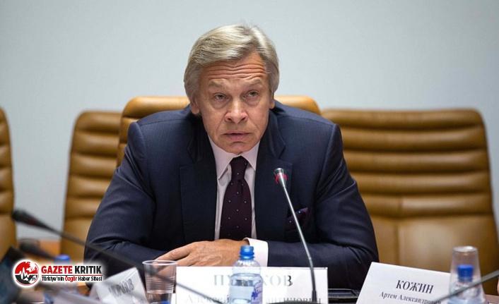 Rus Senatör: 'ABD hegamonyası geçmişte kaldı'