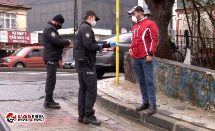 'Sokağa çıkma yasağını ihlal edenlere hapis cezası verilebilir'