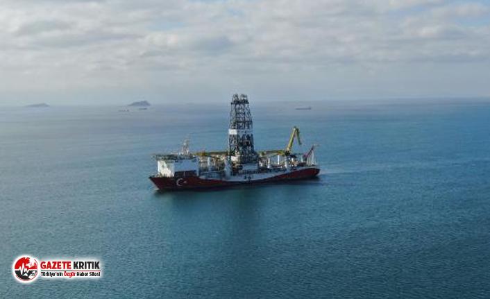 Sondaj gemisinin yeni durağı 'Karadeniz'