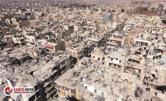 Suriye'den AB'ye çağrı: 'Yaptırımları kaldır'