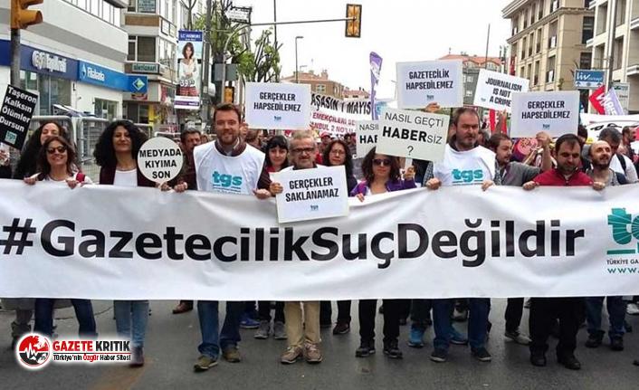 TGS'den Fatih Portakal'a destek
