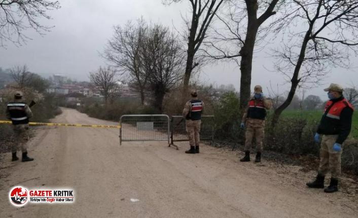 Türkiye'de 139 yerleşim yeri karantinaya alındı