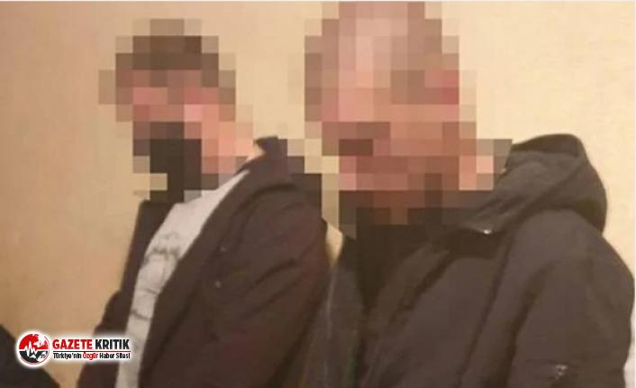 2 polis memuru gaz maskesi giydirdikleri kadına tecavüz...