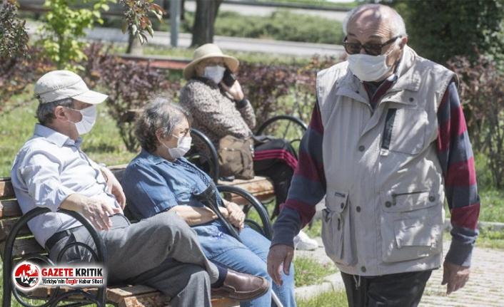 65 yaş ve üstü vatandaşların sokağa çıkma...