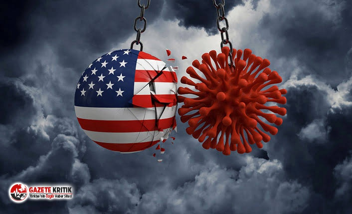 ABD'de salgında hayatını kaybedenlerin sayısı...