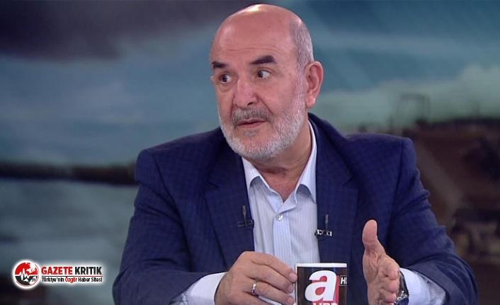 Ahmet Taşgetiren: Şimdilerde iktidarın ön-arka...
