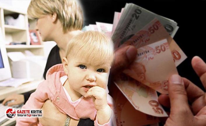 Aile, çalışma ve Sosyal Hizmetler Bakanı:Annelere 2.4 milyar liralık doğum yardımı yaptık