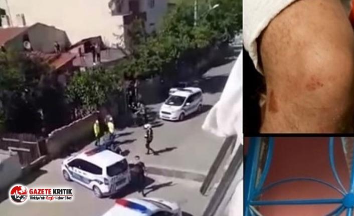 AKP il başkanı aileyi hedef gösterdi! Polis saldırısına uğrayan ailenin yakını: Kadın, çocuk demeden darp ettiler