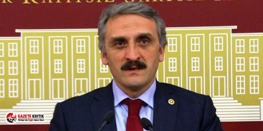 AKP'li Çamlı:CHP bu ülkenin ahlaki ve güvenlik sorunudur