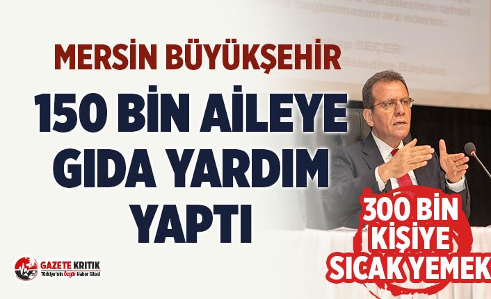 Mersin Büyükşehir'in borçlanma talebi AKP...
