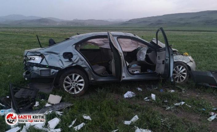 AKP'li meclis üyesi trafik kazasında yaşamını...
