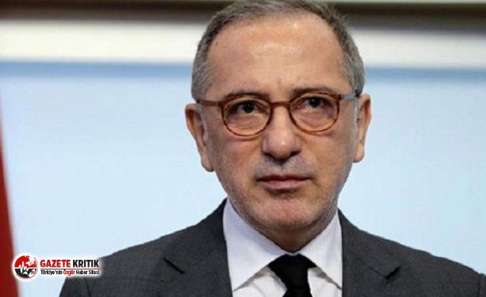 Altaylı'dan Fatih Erbakan'a tepki: Artık...