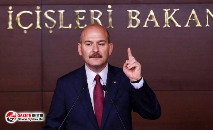 Bakan Soylu: Hrant Dink Vakfı'nı tehdit eden...