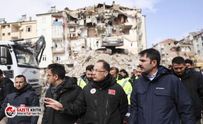 Bakanlıktan yandaşa kıyak: Depremin fotoğraflarını...